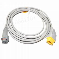 新日本光电-BD 有创血压电缆