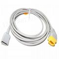Nihon Kohden Compatible-Utah IBP Adapter