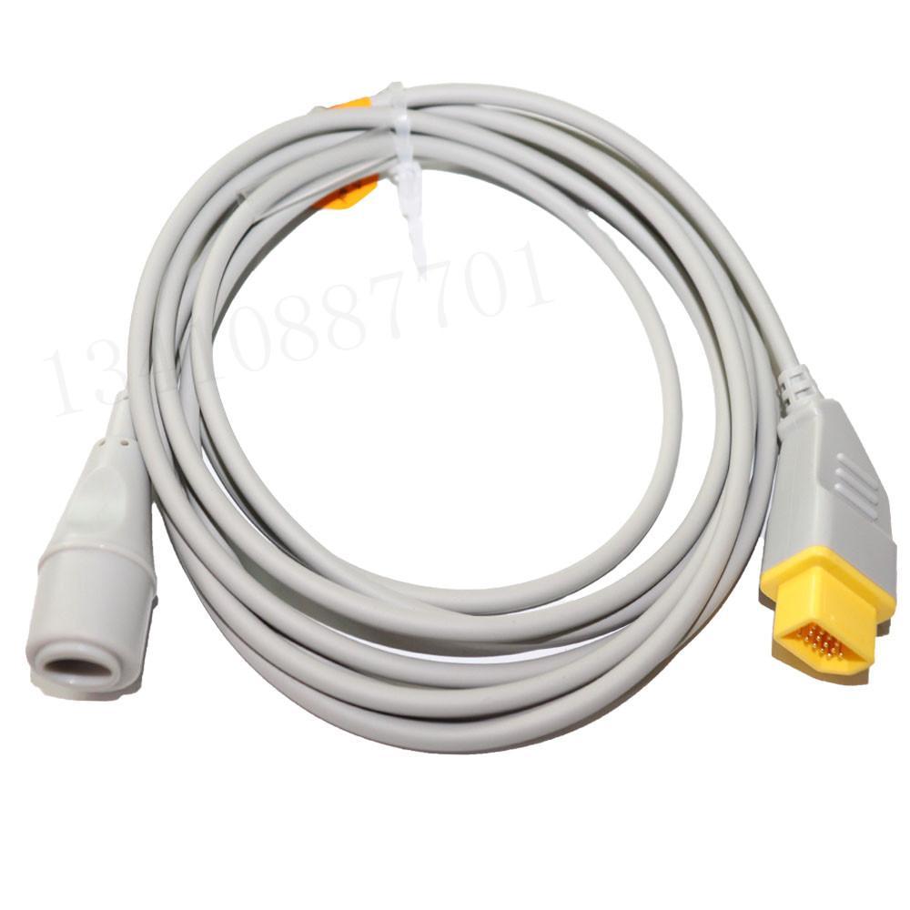 兼容Nihon Kohden愛德華IBP適配器電纜 1