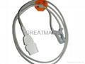BCI DB9 Adult Ear Clip Spo2  Sensor