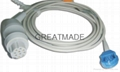 Datex-Ohmeda  Adapter Cable (OXY-SL3)