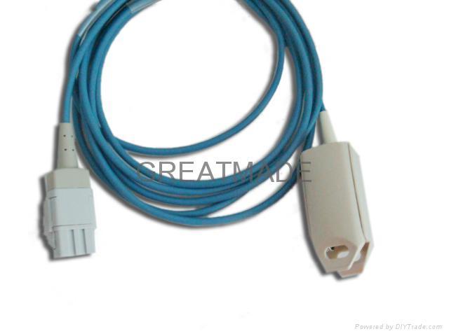 Adult finger clip Spo2 sensor  6