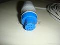 徳恩一体式电缆及5导扣式美标导联线