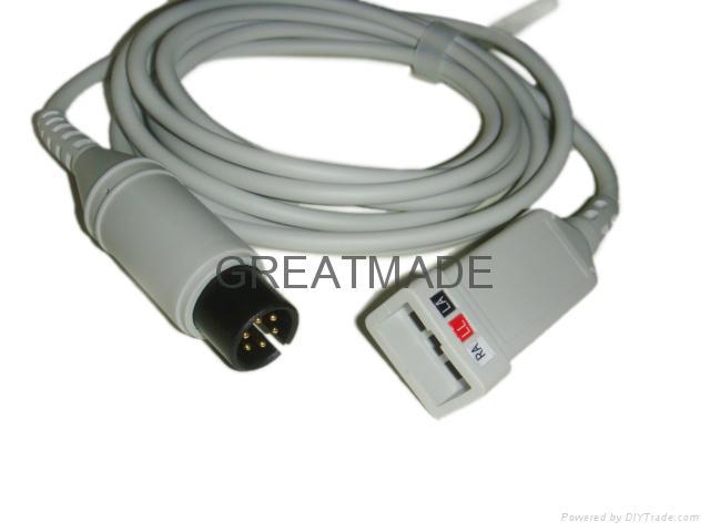 GE Pro1000 三導電纜 1