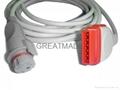 馬葵-BD有創血壓電纜 1
