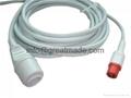 西門子-愛德華有創血壓電纜