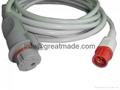 西門子-BD 有創血壓電纜 1