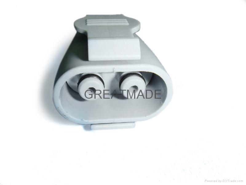 GE Critikon Dinamap Air hose connector to Equipment  1
