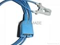 Nihon Kohden DB9 Adult ear clip Spo2  sensor