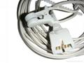 Nellcor OXIMAX Adult ear clip spo2