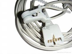 Nellcor OXIMAX Adult ear clip spo2 sensor