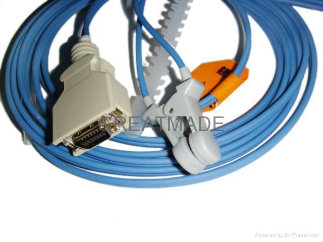 Nellcor /Colin Adult Finger clip Spo2 sensor  1