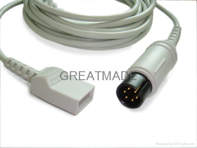 Spacelab- Utah  transducer IBP  interface cable  1