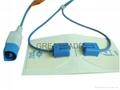 惠普8pin DPT 系列一次性血氧探头