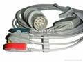 日本光電11pin 監護儀電纜