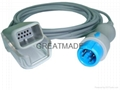 0010-30-42737 spo2 Adapter Cable