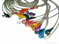 GE medical Snap leadwires  1