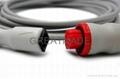 德恩-雅培有創血壓電纜