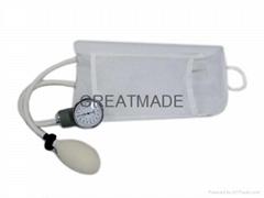 Pressure infusion bag (with pressure display )