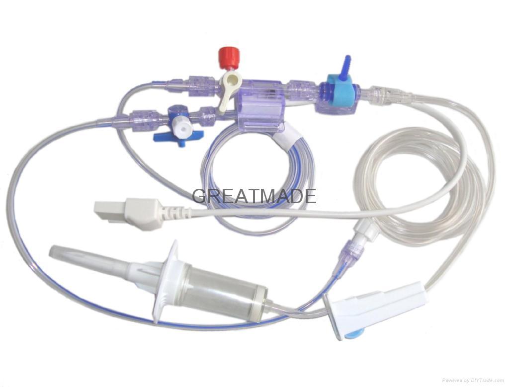 Utah Disposable IBP Transducer  1