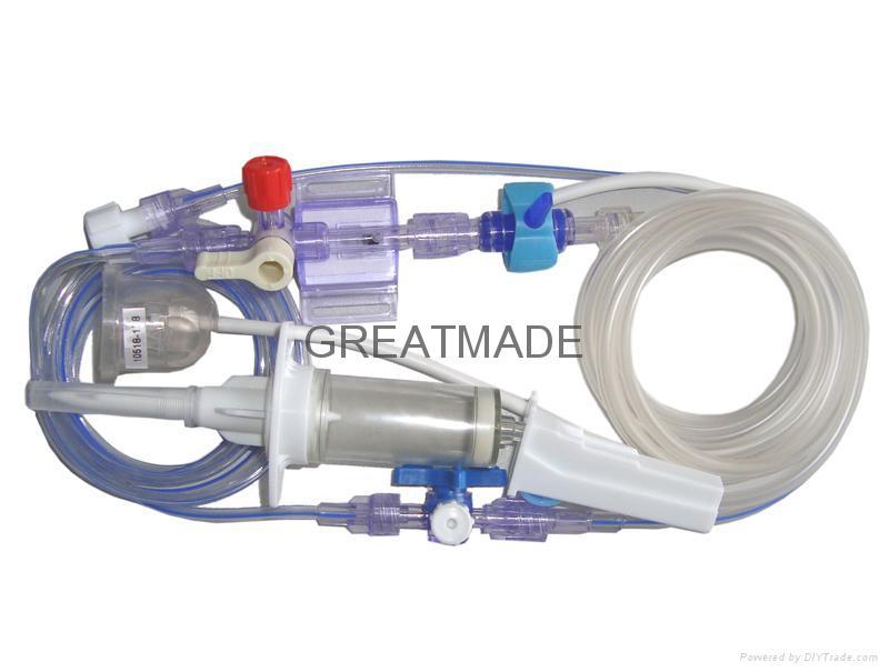 雅培一次性有創血壓傳感器 1