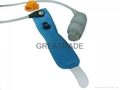 Datex OXY-W4-N Neonate Wrap spo2 sensor +OXY-RWM foam tape