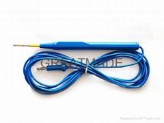 Foot control ESU pensil with 4mm banana plug