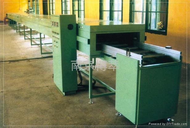 南京流水線隧道爐烘乾線 1