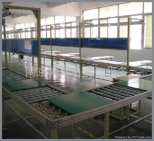 南京手推生產線 1