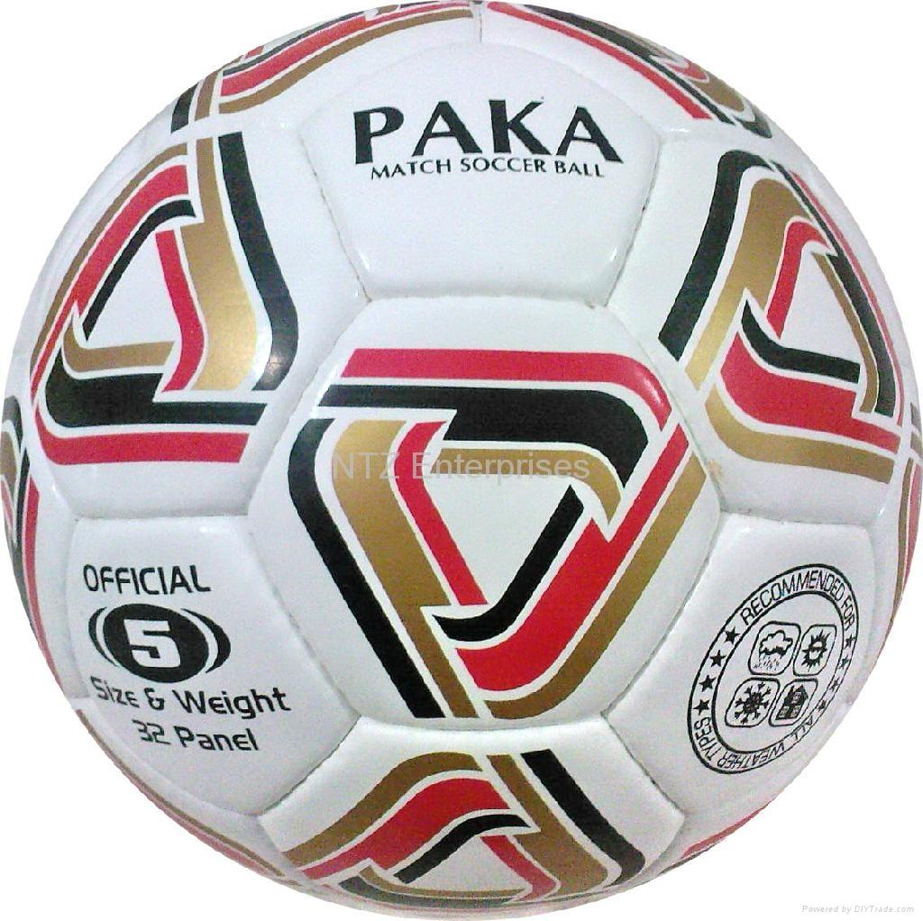 Match Soccer Ball 1