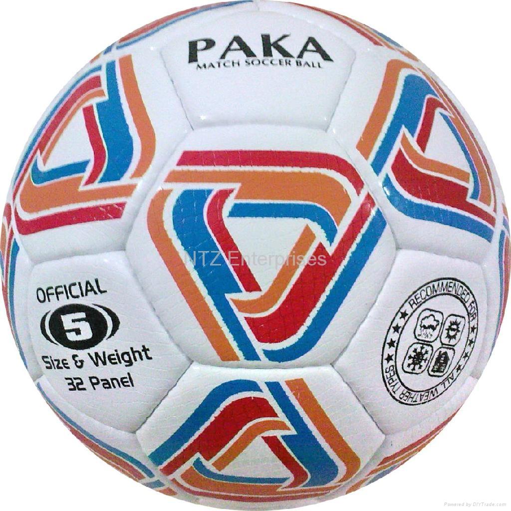 Match Soccer Ball 5