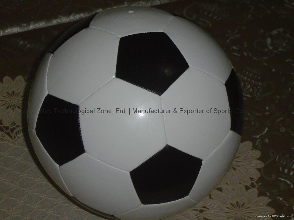 Machine Stitched Football/Soccer Ball Size 5 1