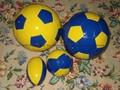 Machine Stitched Football/Soccer Ball Size 5 3