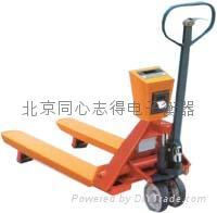 北京电子叉车秤