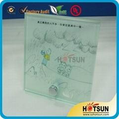 acrylic gift photo frame promotional