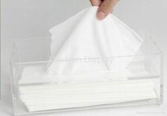 亞克力紙巾盒 餐巾紙盒 透明