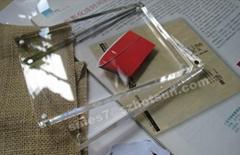 磁铁相框亚加力 压克力相框工厂定制