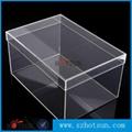 供应厂家亚克力盒子 透明产品展