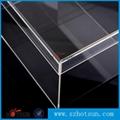 供应厂家亚克力盒子 透明产品展示盒 有机玻璃包装盒 鞋盒 3
