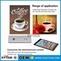 Portable Power Bank,Mobile Power Bank,Restaurant Menu Holder Power Bank