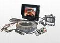 5 inch digital monitor reversing system