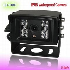IR Night Vision CCD Weatherproof Camera