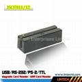 USB 90mm msr card reader