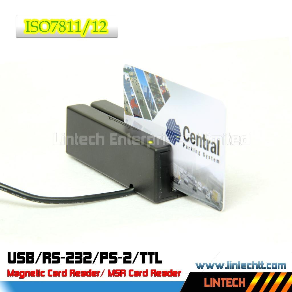 USB 90mm msr magnetic card reader 1