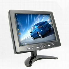 8 inch VGA LCD monitor desktop LCD monitor
