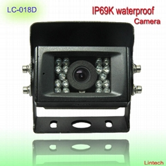 IP69K Waterproof Night Vision CCD Car RearView Camera