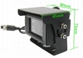 IP69K Waterproof Night Vision CCD Car RearView Camera
