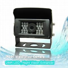 28pcs IR LED Night Vision Enhance Car Back Up Camera