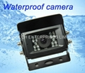 Improved Structure rear view camera for motorcycles (LC-018D)