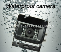 Waterproof backsight CCT